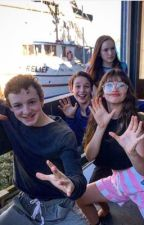 My ship love story: Duncan+Violet and Isadora+ Klaus  by GigiLovesASOUE