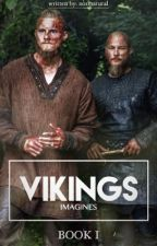 VIKINGS IMAGINE - BOOK I by normatural
