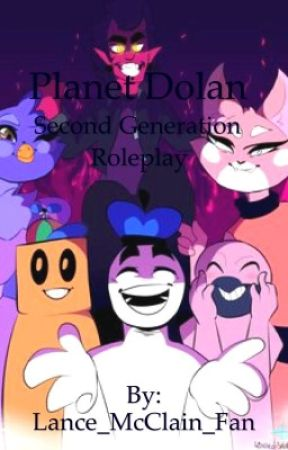Danger Dolan- second generation- roleplay  by Lance_McClain_Fan2