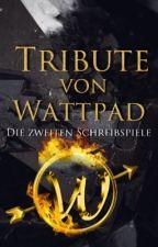 Tribute von Wattpad - Die zweiten Schreibspiele by TributevonWP