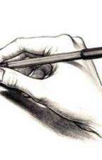 The Writer. by MichaelaHadden
