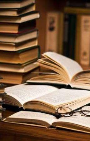My Literaries by geekheart21
