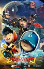 Boboiboy Siblings One-Shots And Randomness! by Miraculous712