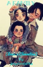 A family ( Louis x Clementine) by angelvioletka