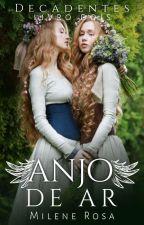 Anjo de Ar by milenerosa4