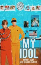 My Idol //Taekook AU by believeinvk