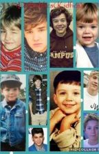 One Direction(Kidfics) Sickfic  by OliviaTJ30
