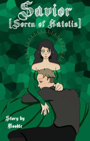 Savior ||The Dragon Prince|| by Khaleesi-Of-Trolls