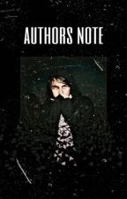 Author Notes by ExpressYourselfLife