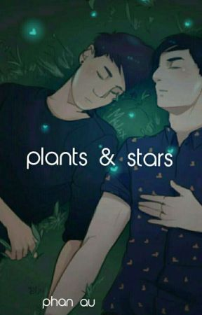 plants & stars // phan  by colourful-hell