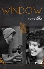 WINDOW // LARRY STYLINSON (UNIVERSITY AU) by oooolhc
