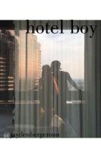 hotel boy by jaydenbergeronn