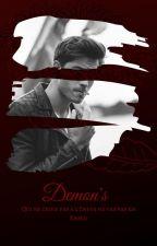 Demon's by Gryfpanda