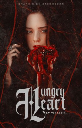 HUNGRY HEART | Michael Langdon by stxrmborn