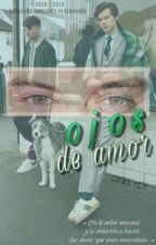 Ojos de amor ➳ Larry AU PAUSADA HASTA QUE ¡Bendita Boda! CONCLUYA by curlyls