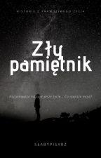 Zły Pamiętnik by SlabyPisarz