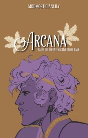 The Arcana // Asra by modmorticianlilly