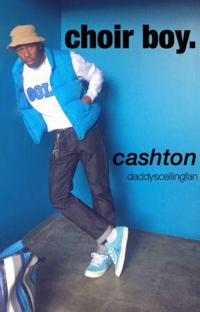choir boy {cashton} ON HOLD by DaddysCeilingFan