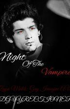Night Of The Vampire: Zayn Malik (Gay Imagine AU) by 1DGuyrectioner
