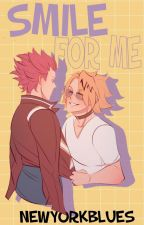 Smile for me [ShinKami] - BNHA by newyorkblues