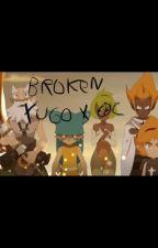 Broken (yugo x oc reader) by Minkaz123