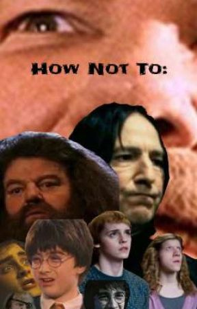 How Not To: Harry Potter FanFictions schreiben.  by TrustYourEnemy