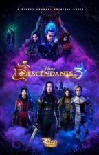 Disney's Descendants: Private Roleplay by whelderguy