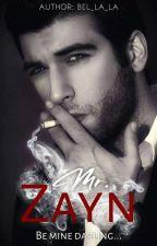 MR. ZAYN by Bel_la_la