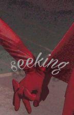 seeking(Michael Langdon) by smileydown