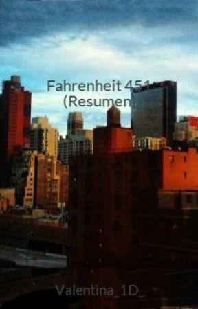 Fahrenheit 451 (Resumen) by _G4Z3R_