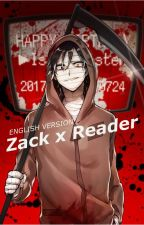 Angels of Death Zack x Reader (English Version) by _MelonP_