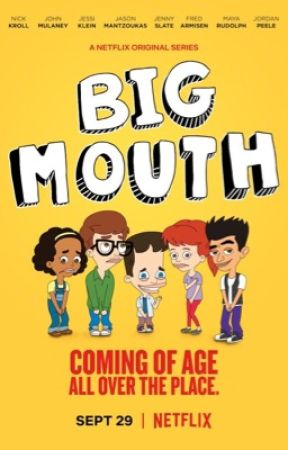 Big mouth x reader oneshots - Request are open plz read the