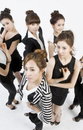 SNSD's fanfic