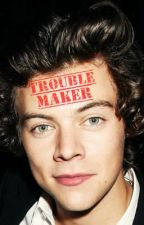 TROUBLEMAKER - Harry Styles by Candelis310