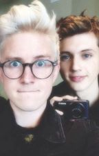 troyler missing each other by rainbownugget