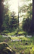 Journée Avec Les Lutins  by bellatrixabernathy