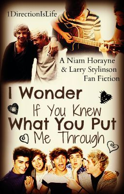 I Wonder If You Knew What You Put Me Through ~ A One Direction Fanfic