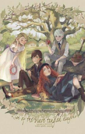 Эльза и Джек by Vlovezulya