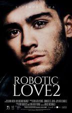 Robotic Love 2 • z.m by zjmspilot