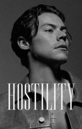 HOSTILITY // H.S by -bruised