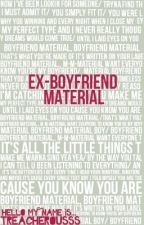 Ex-Boyfriend Material (BoyxBoy Short Story) by Treacherousss
