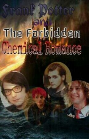 Frank Potter and the Forbidden Chemical Romance by CyanideMoon