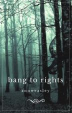 Bang to Rights | Tom Riddle by annweasley