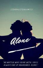 Alone by WaterIsKool