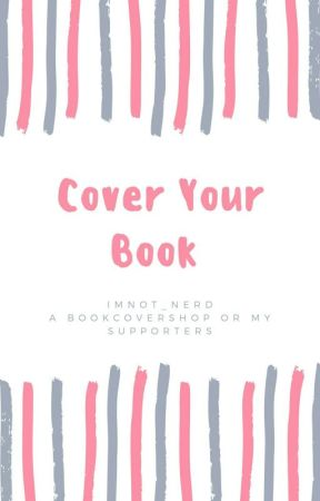 COVER YOUR BOOK (SHOP) by IMNOT_NERD
