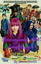 Descendants: All Song Lyrics by DanversFrost35