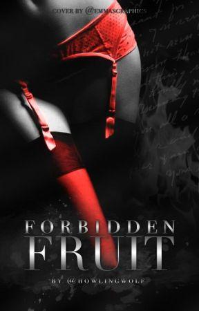 Forbidden Fruit by howlingwolf