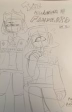 The Misadventures of Fandroid: The criminal student (Vol. 2) by Zeldathecupdog