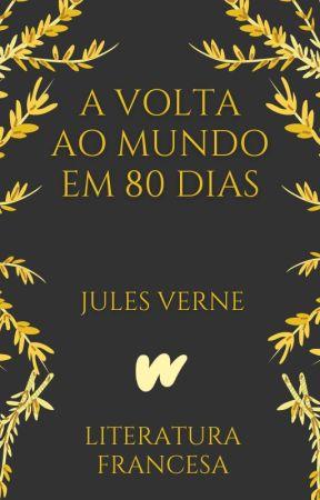 A Volta ao Mundo em 80 Dias (1872) by ClassicosLP