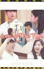 Love at First Fight || Dahyun x Eunwoo by unniedle